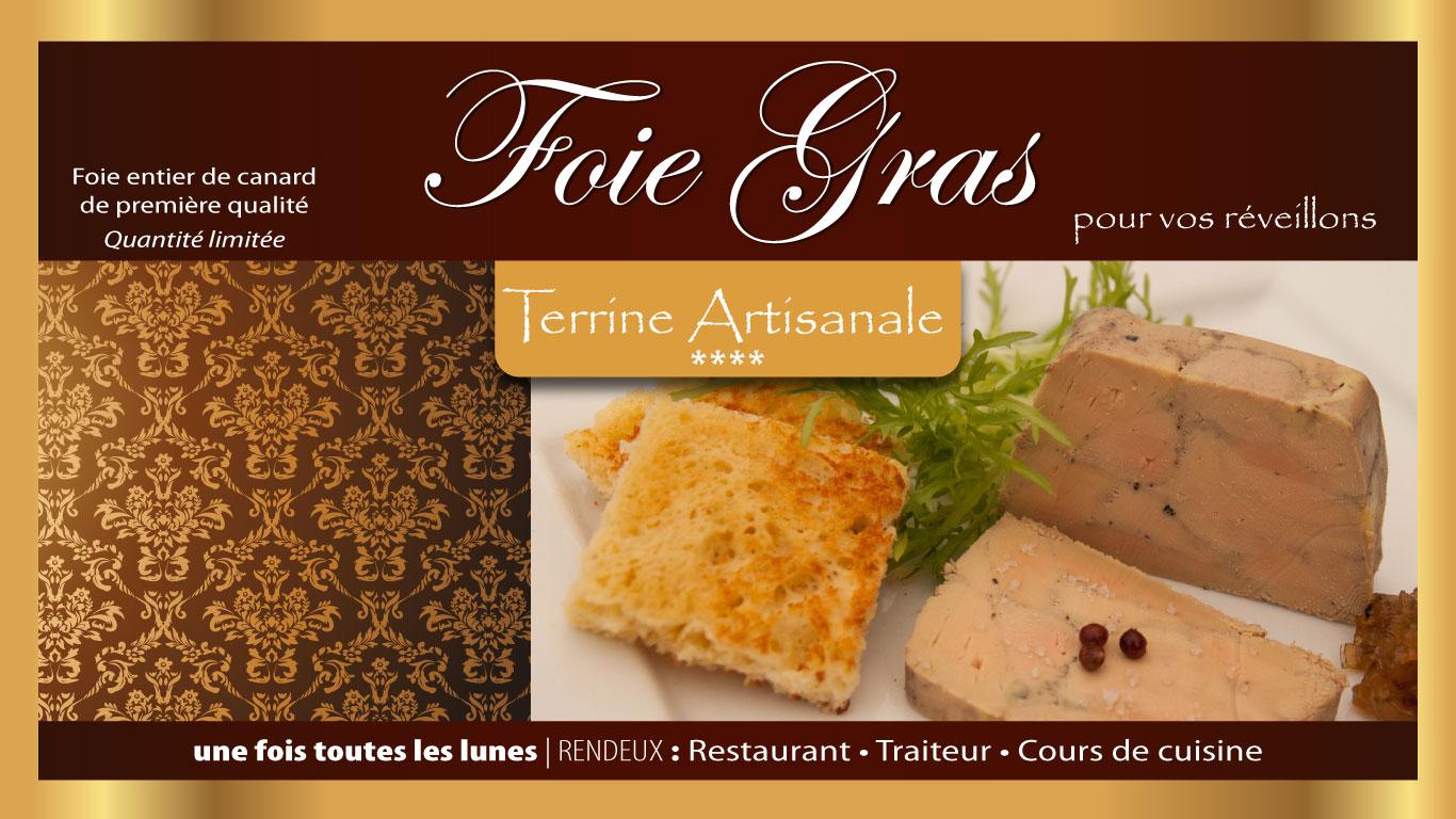 Foie gras premium